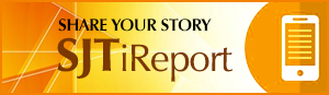 Share your story on the SJT iReport